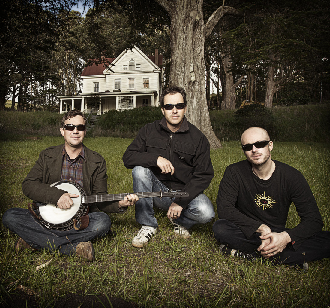 August 23 – Yonder Mountain String Band