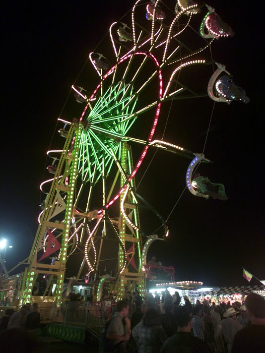N.C. Mountain State Fair, Sept. 5-14
