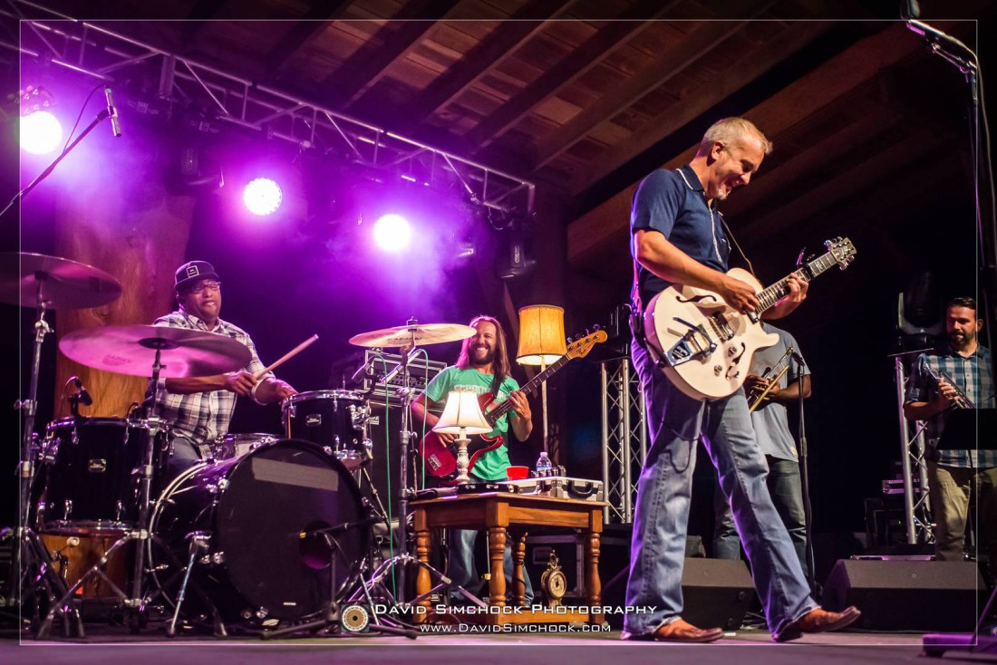 Music review: JJ Grey & Mofro at Pisgah Brewing Co.